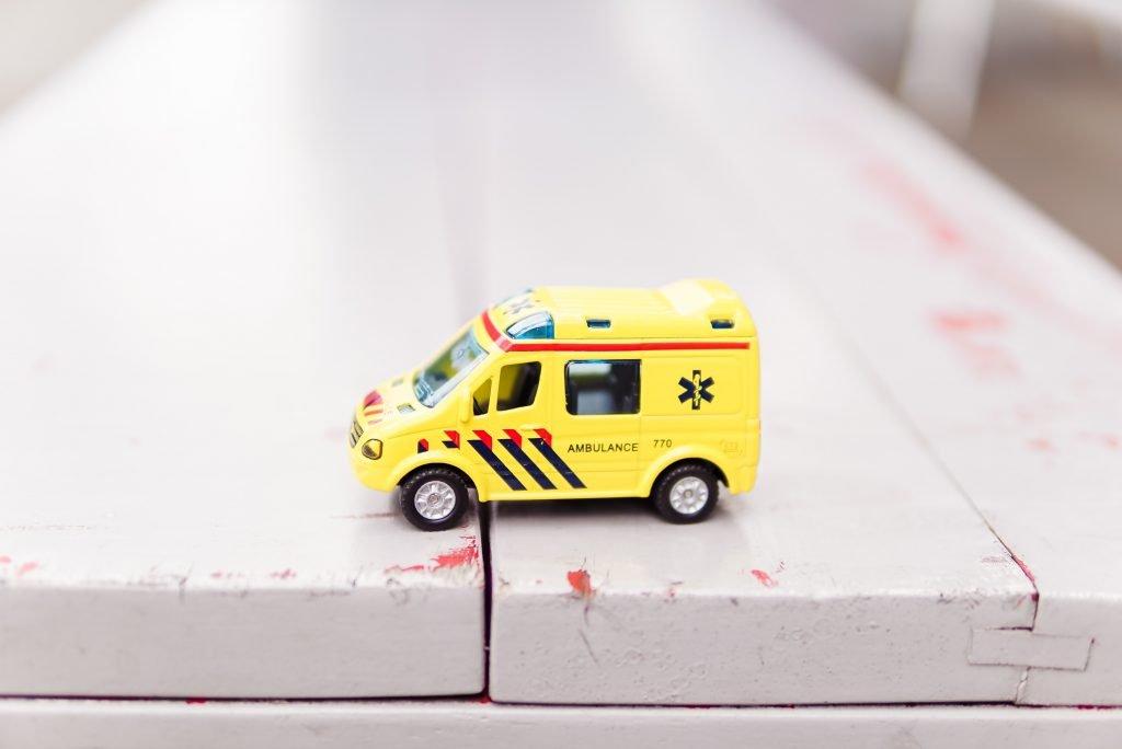 ambulance health anxiety