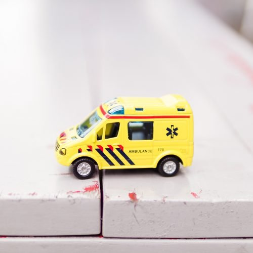 ambulance health anxiety