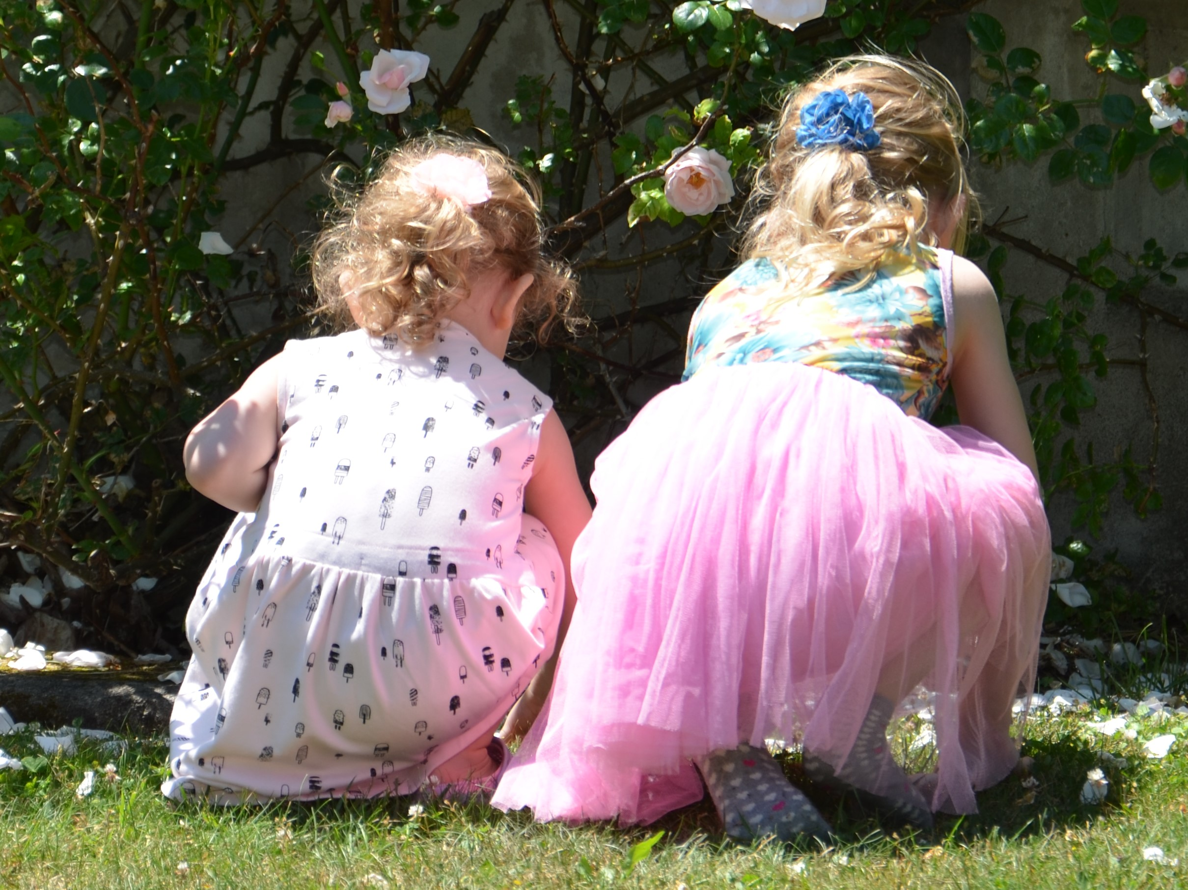 overcoming anxiety for my daughters