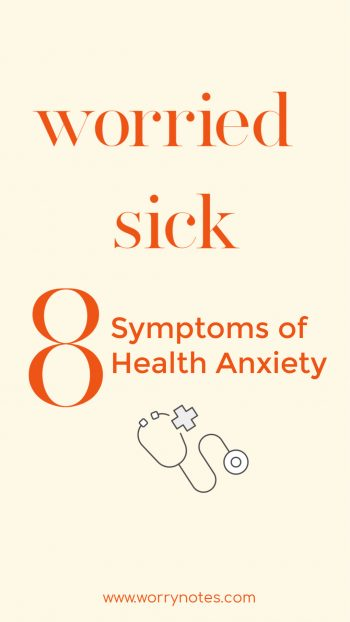 8 Symptoms of Health Anxiety